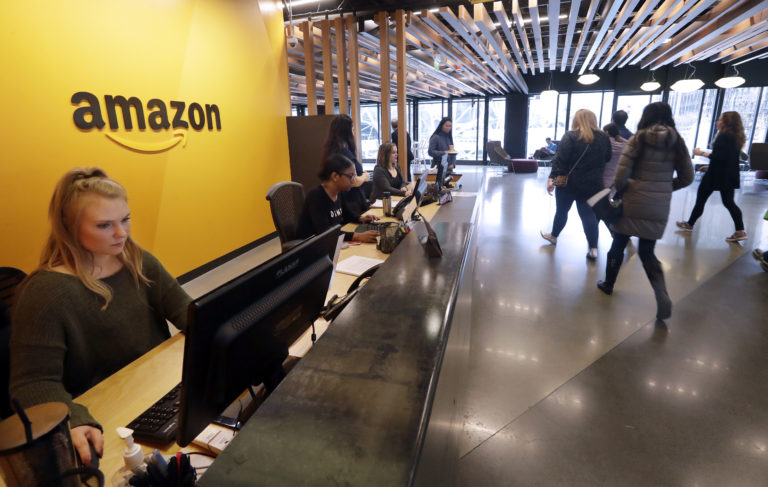 Amazon's Billion-Dollar Shakedown of America's Cities