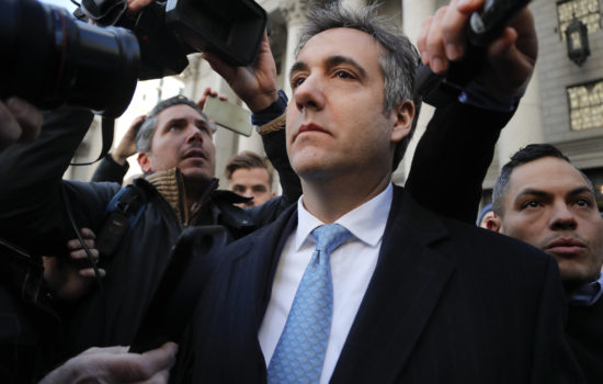 Michael Cohen Pleads Guilty to Lying to Congress