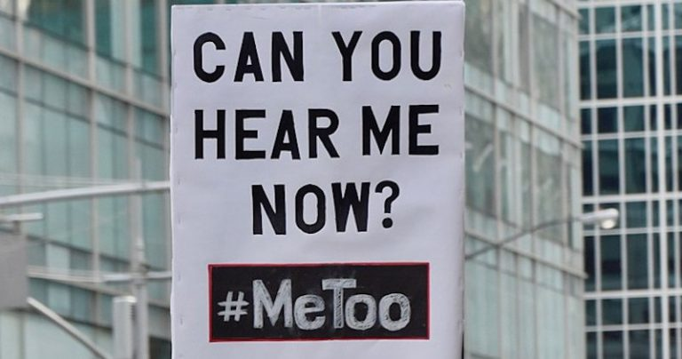 The #MeToo Movement Is Here to Stay