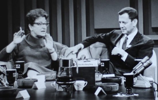 Pauline Kael Gets the Last Word in 'What She Said'