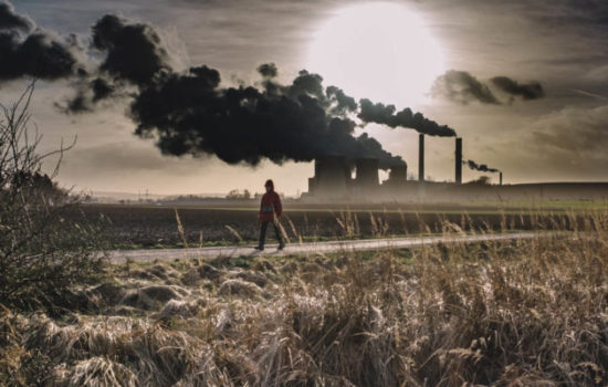 Reusing Greenhouse Gases to Power the World