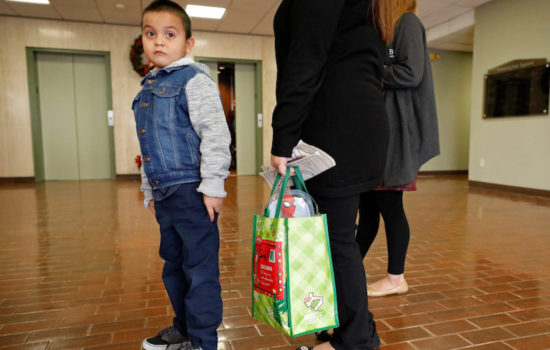6-Year-Old in Immigration Court Tells Judge He Wants to Go Home
