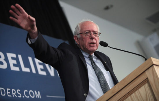 Bernie Sanders: Billionaires Are Destroying the Fabric of Our Country