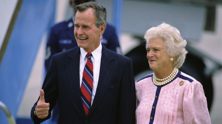How George H.W. Bush Got Us Stuck in the Mideast