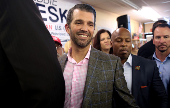 Donald Trump Jr. Is Practically Inviting a Probe Into His Business Practices