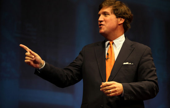 Corporate Advertisers Slowly Back Away From Tucker Carlson