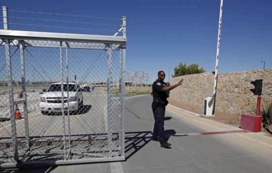 Law Enforcement Could Leave Immigrant Kids at Tent City Vulnerable