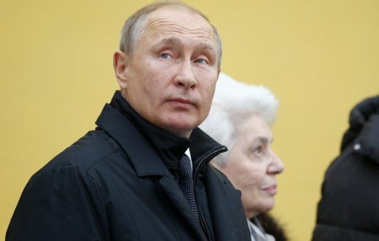 Vladimir Putin Outmaneuvers the U.S. Yet Again