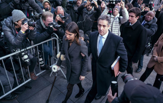 Michael Cohen Sentenced to Three Years in Federal Prison