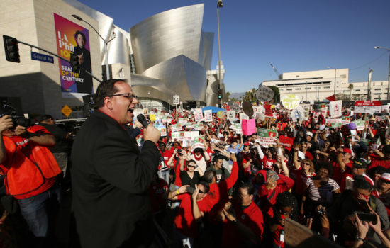 Los Angeles Hires Substitutes in Preparation for Teacher Strike