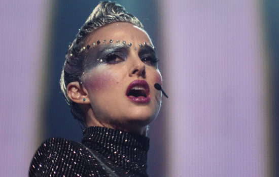 Natalie Portman Goes Full Diva in a Flat 'Vox Lux'