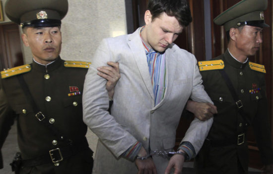 U.S. Judge Orders N. Korea to Pay $500 Million in Otto Warmbier's Death