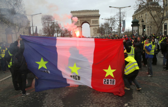 Taking French Lessons: The Power of the 'Yellow Vests'