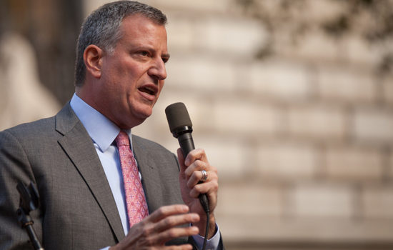 New York Mayor Proposes Sweeping New Health Care Plan