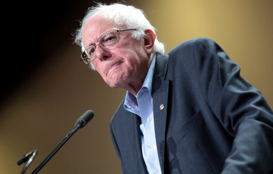 Bernie Sanders Introduces Dramatic Plan to Tax the Rich