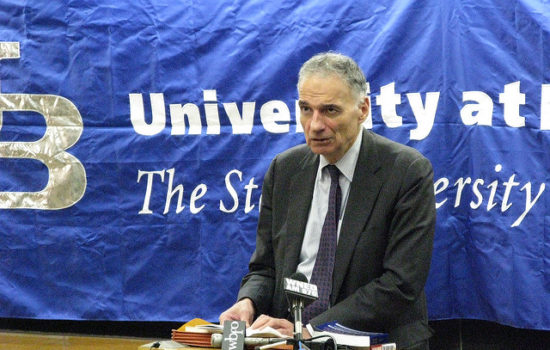 Ralph Nader: Democrats May Be Surrendering the Rule of Law
