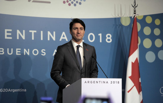 Why Is Justin Trudeau Backing Trump's Coup in Venezuela?