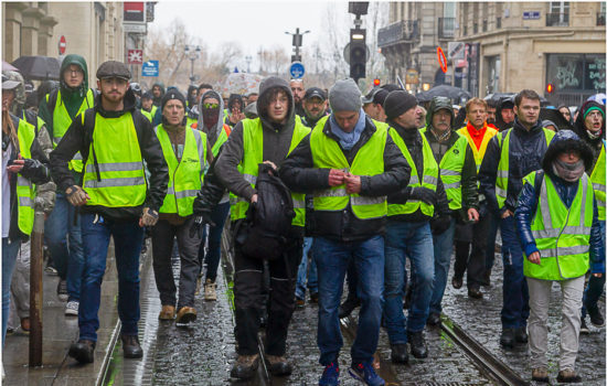 Will the U.S. Have Its Own Yellow-Vest Moment?