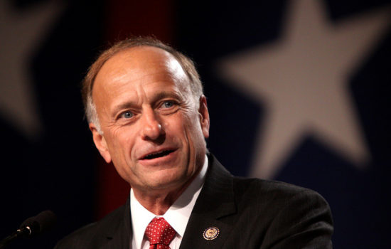 Rep. Steve King Stripped of Committee Duties Following Racist Remarks