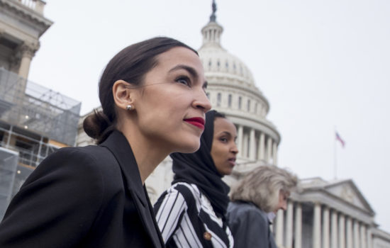 Alexandria Ocasio-Cortez Proposes Perfectly American Tax on Ultra-Rich