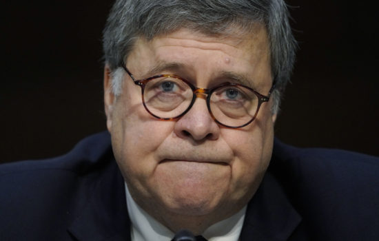 Why Is the AP Carrying Water for William Barr?
