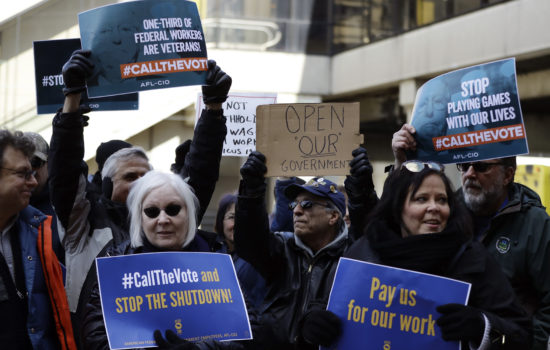After the Shutdown, the Lowest Paid Workers Still Won't Get Back Pay