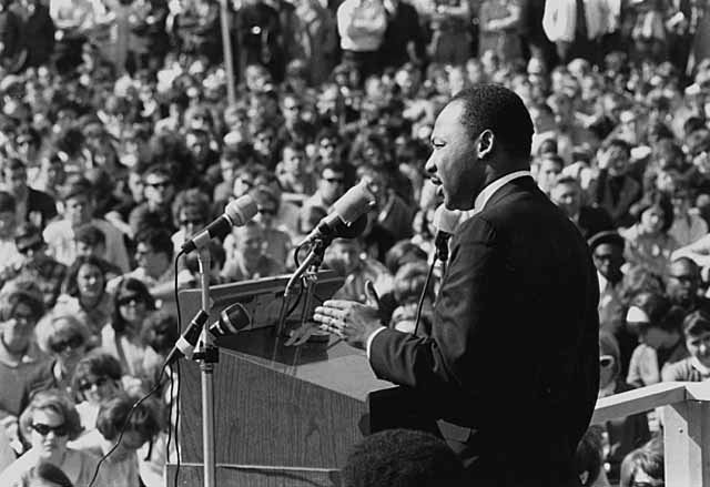 What Activists Today Can Learn From MLK's Bold Anti-War Stance