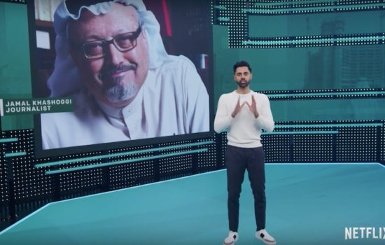Netflix Removed Clip That Criticized Saudi Arabia's Human Rights Record