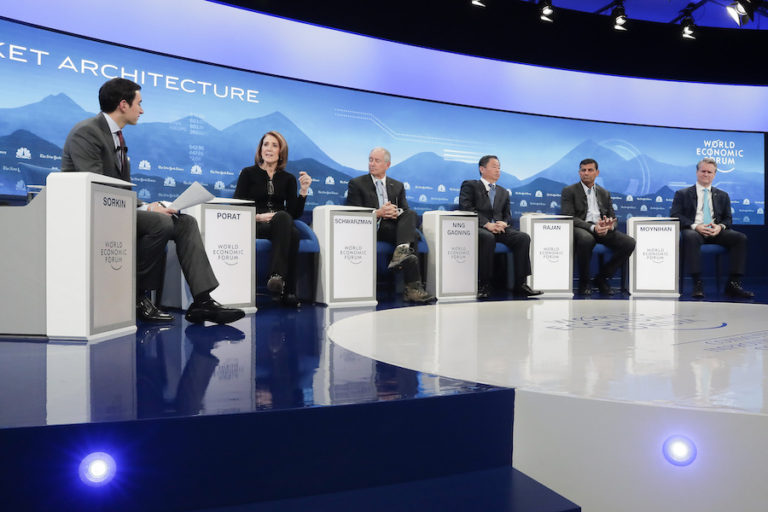 Davos Attendees Must Accept That They Have Too Much Money