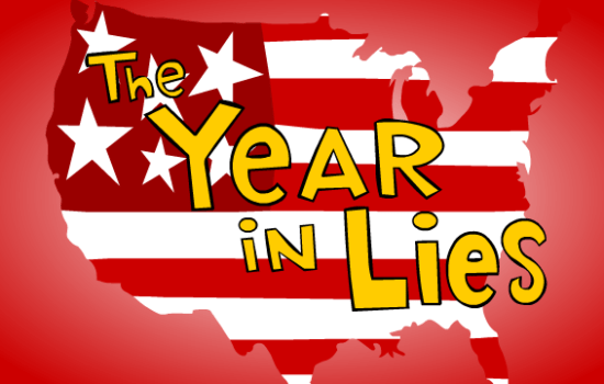 The Year in Lies (Video)