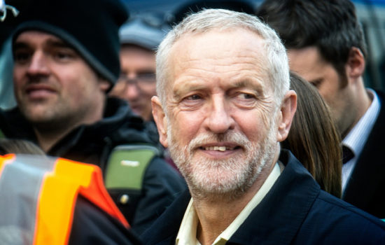 Israel Is Not-So-Subtly Targeting Jeremy Corbyn