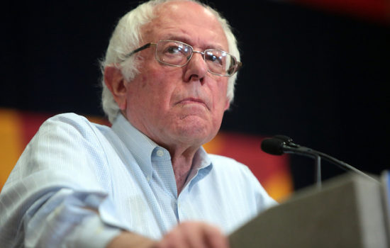 Bernie Sanders Already Has the Democratic Party Rattled