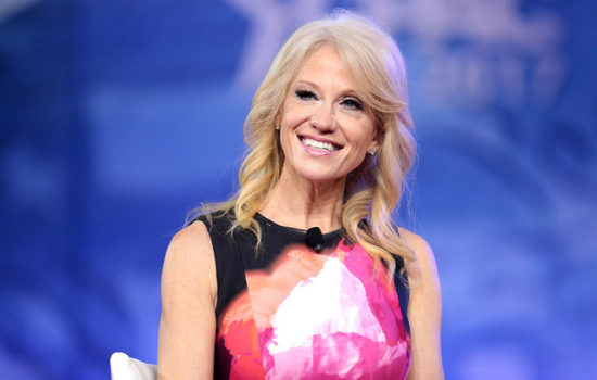 Kellyanne Conway Claims Woman Assaulted Her at Restaurant