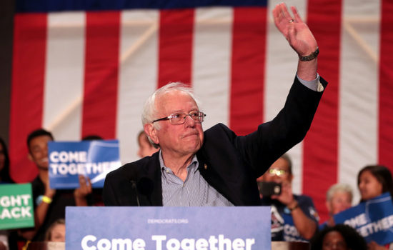 Bernie Sanders Introduces Bold New Bill to Expand Social Security