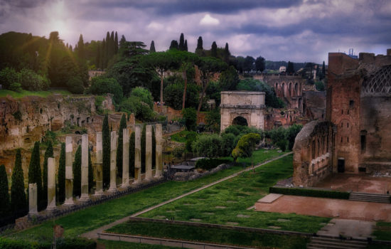 America Has a Lot to Learn From the Roman Empire's Fall