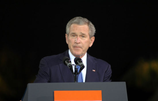 Bush Wasn't Kidding About Taking the 'War on Terror' Global