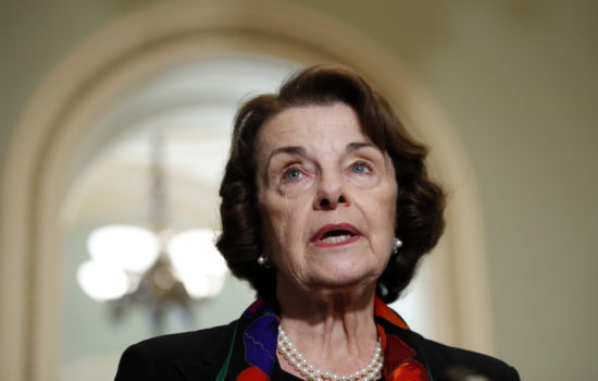 Dianne Feinstein Lectures Youth Climate Activists: 'You Did Not Vote for Me'