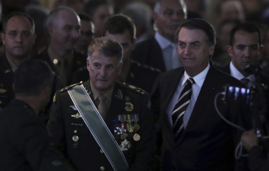 Brazil Is Now Effectively Run by a Military Junta