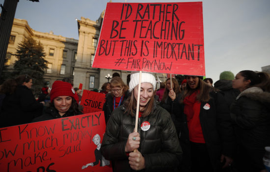 Denver Teachers to Strike as Educators Continue to Lead Labor Movement