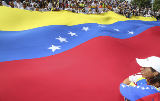 Progressives Caution Against War in Venezuela