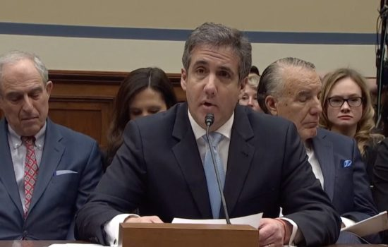 Cohen Hearing Shows How Trump's Presidency Is Built on Racism