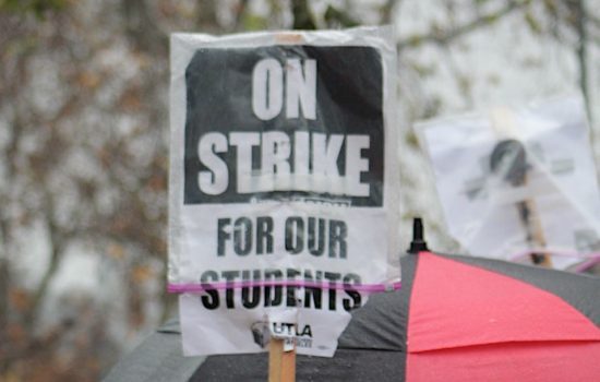Teachers Are Rising Up to Resist Neoliberal Attacks on Education