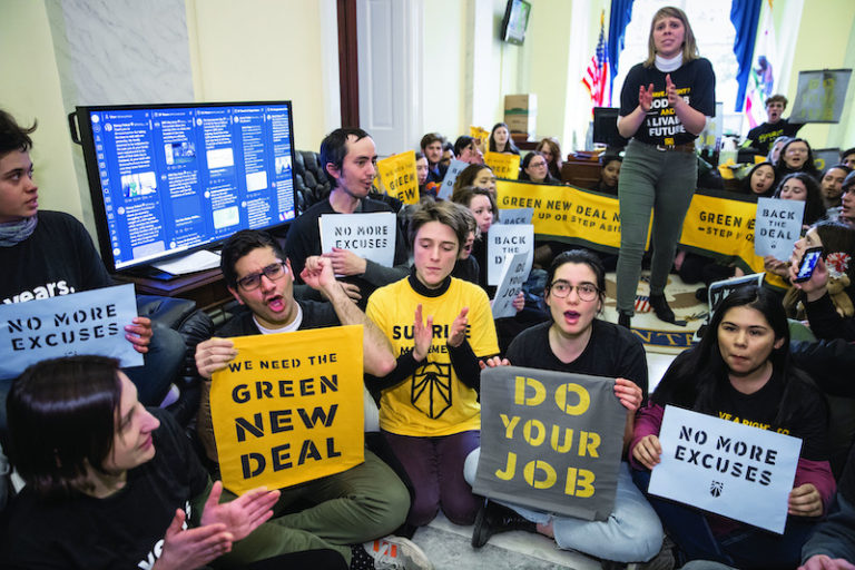 The Green New Deal Is Indeed a Big Deal