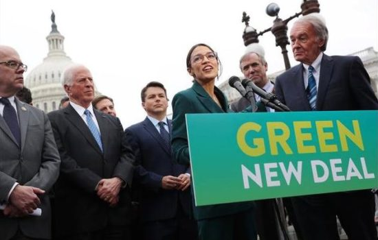 Who's Afraid of the Green New Deal?