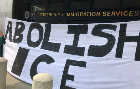 ICE's Human Smuggling Operation Has a More Sinister Objective