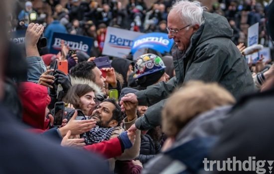 Bernie Sanders' Campaign Is the Political Opportunity of a Lifetime