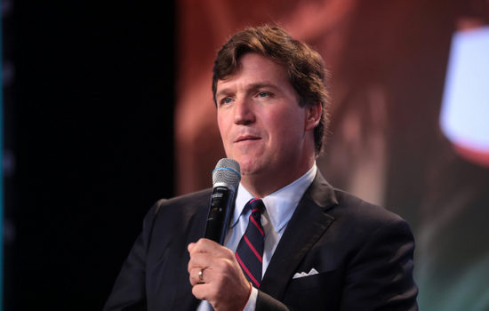 Tucker Carlson's Racism and Islamophobia Laid Bare in New Recording
