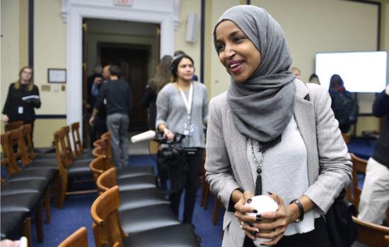 The Slandering of Ilhan Omar