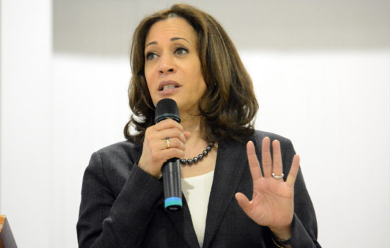 There's Nothing Progressive About Kamala Harris' Record as a Prosecutor