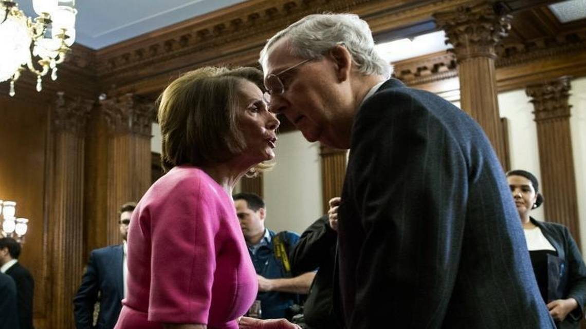 Pelosi and McConnell Are Inching Us Closer to Nuclear War